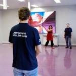 Coaching des Animateurs; Rouge Vif; 2013