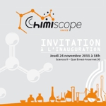 Inauguration du Chimiscope
