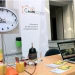 Le Chimiscope au congrès Science et Cuisine