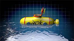 sous-marin et principe d'Archimède